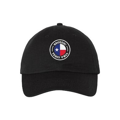 Texit Yall - Secede Cap (Black)