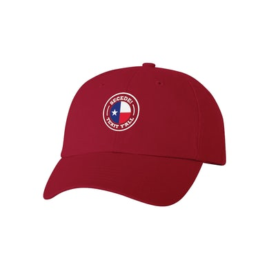 Texit Yall - Secede Cap (Cardinal)