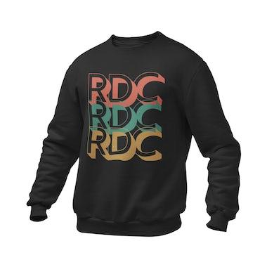 Reina del Cid - Retro RDC Sweatshirt (Black)