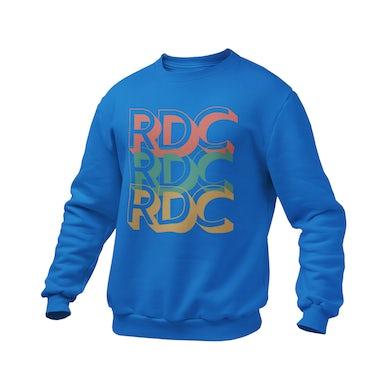 Reina del Cid - Retro RDC Sweatshirt (Royal Blue)