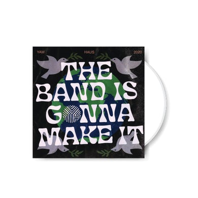 Yam Haus - The Band Is Gonna Make It EP CD