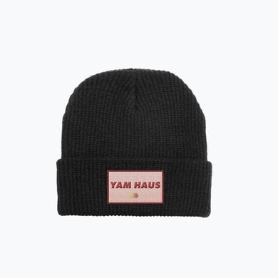 Yam Haus - Patch Beanie