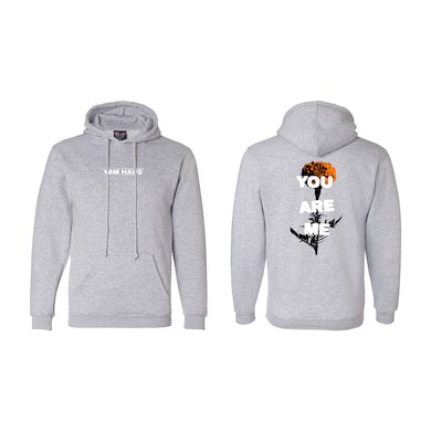 Yam Haus - You Are Me Flower Hoodie