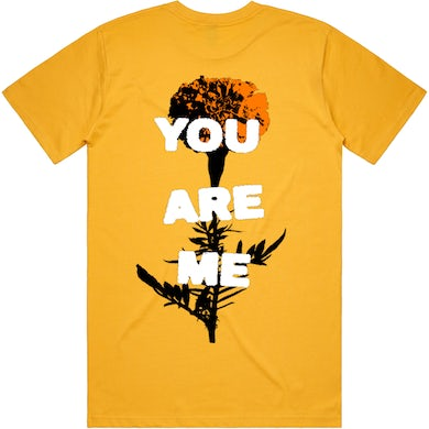 Yam Haus - You Are Me Flower Tee