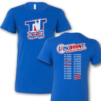 TNT Lockdowne World Tour Ladies Tee (PRESALE 06/25/21)