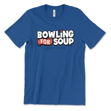 Bowling For Soup - Est. 1994 Logo Tee