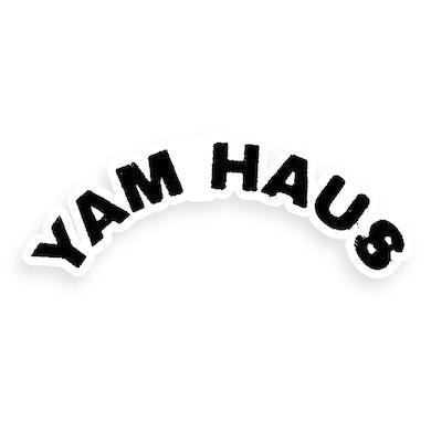 Yam Haus - Curved Logo Sticker