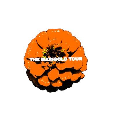 Yam Haus - Marigold Tour Flower Sticker