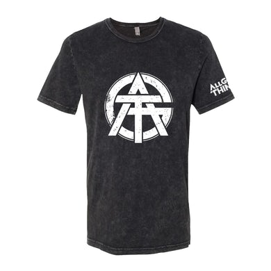 All Good Things - AGT Mineral Wash Logo Tee