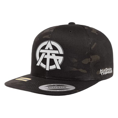 All Good Things - Camo Snapback Hat