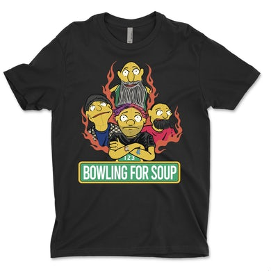Bowling For Soup - GOS Puppet Tee