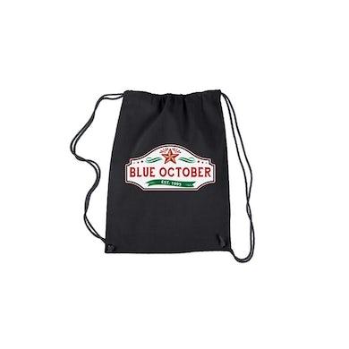 Blue October - Established 1995 Drawstring Bag