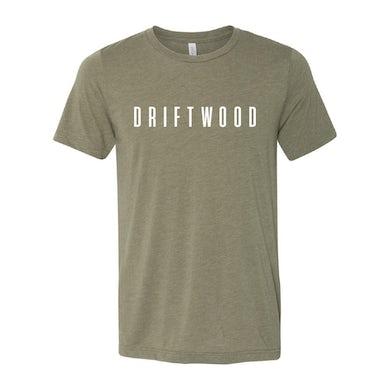 Driftwood - Logo Tee (Olive)