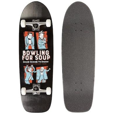 Bowling For Soup - DETD Skate Deck