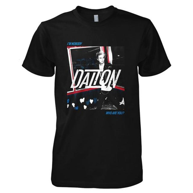 Dalton Rapattoni - I'm Nobody Tee