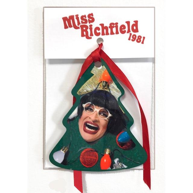 Miss Richfield 1981 - Tree Ornament