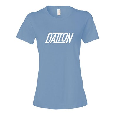 Dalton Rapattoni - Logo Ladies Tee (Blue)