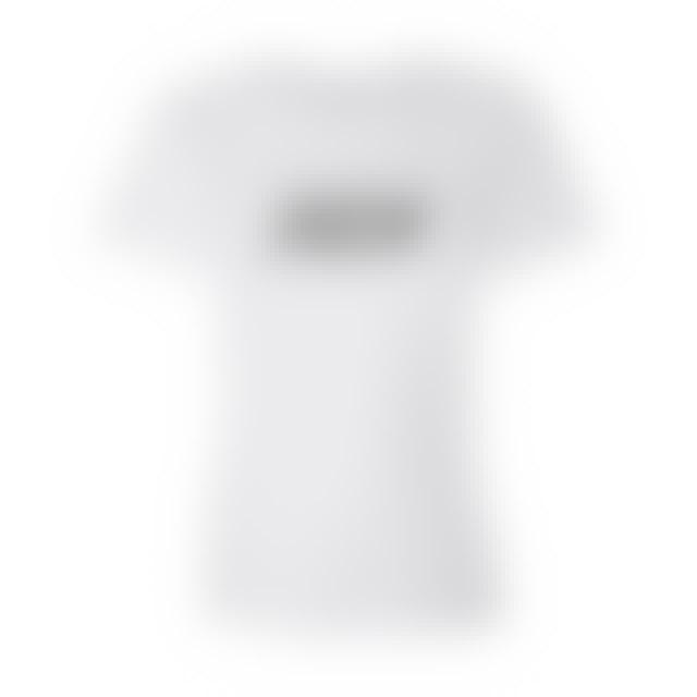 Dalton Rapattoni - Logo Ladies Tee (White)