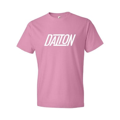 Dalton Rapattoni - Logo Tee (Pink)