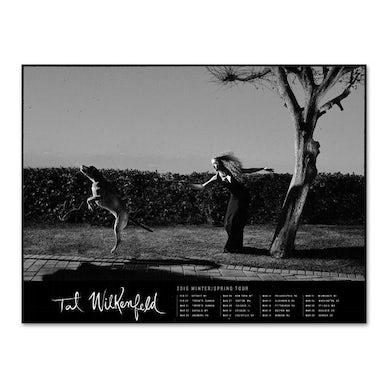 Tal Wilkenfeld - 2016 Tour Print