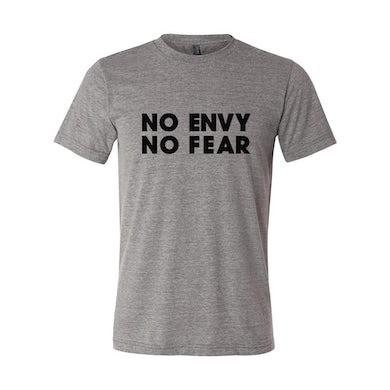Joshua Radin - No Envy No Fear Tee (Grey)