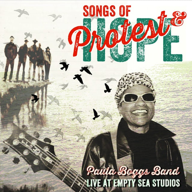 Paula Boggs Band - Songs of Protest and Hope EP