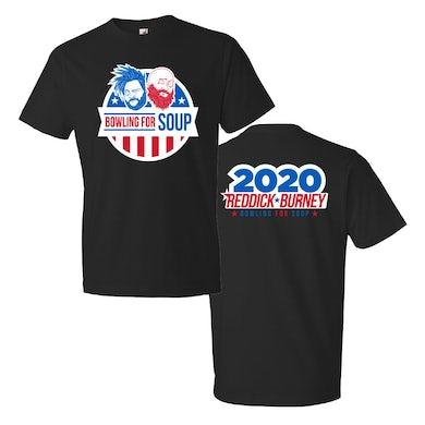 Bowling For Soup - Reddick & Burney 2020 Tee