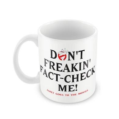 Jaret Reddick Jaret Goes To The Movies - Fact Check Mug