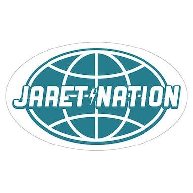 Jaret Reddick - Jaret Nation Sticker