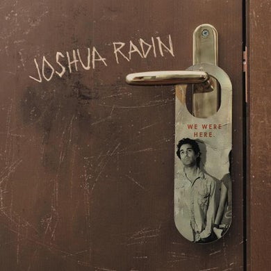 Joshua Radin - We Were Here CD