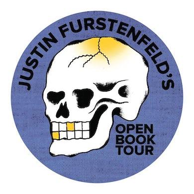 Open Book 2017 Tour Sticker