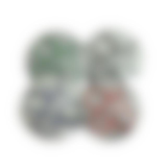Ok Go Crosshatch Button Pack