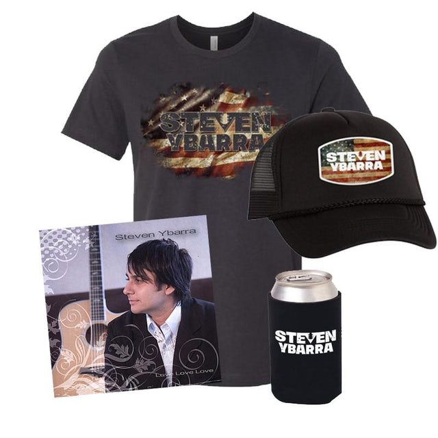 Steven Ybarra - Stars & Stripes Bundle