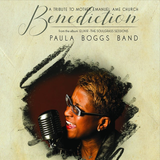 Paula Boggs Band - Benediction Single & DVD