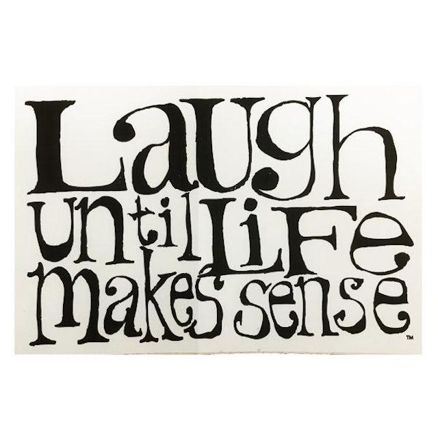 Graham Wilkinson - Laugh Sticker