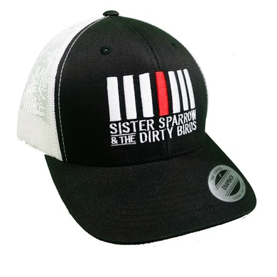 Sister Sparrow and the Dirty Birds - Logo Hat