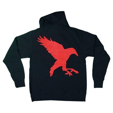 Sister Sparrow and the Dirty Birds - Crow Hoodie