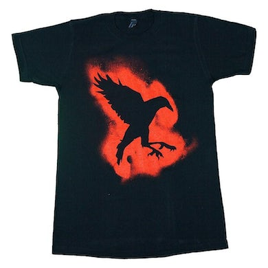 Sister Sparrow and the Dirty Birds - Pound of Dirt Crow Tee (Black)