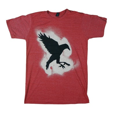 Sister Sparrow and the Dirty Birds - Pound of Dirt Crow Tee (Heather Red)