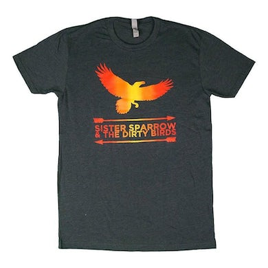 Sister Sparrow and the Dirty Birds - The Weather Below Tee
