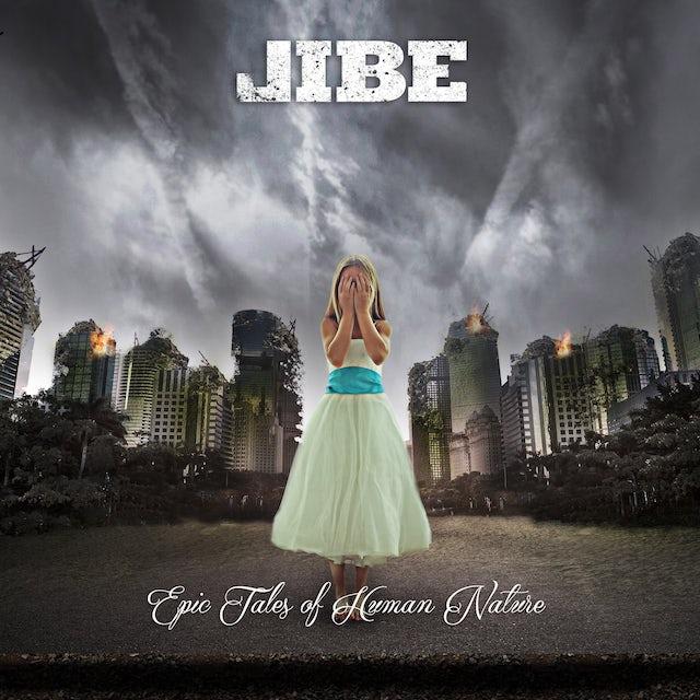 Jibe ETOHN Album Art Sticker
