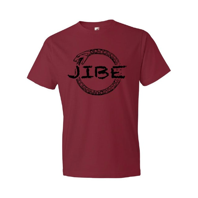 Jibe Full Circle Tee (Red)