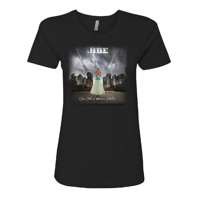 Jibe Ladies ETOHN Album Tee