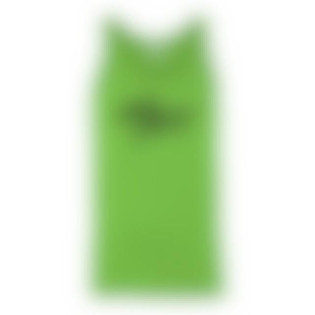 The Drugstore Gypsies - Unisex Logo Tank (Lime)