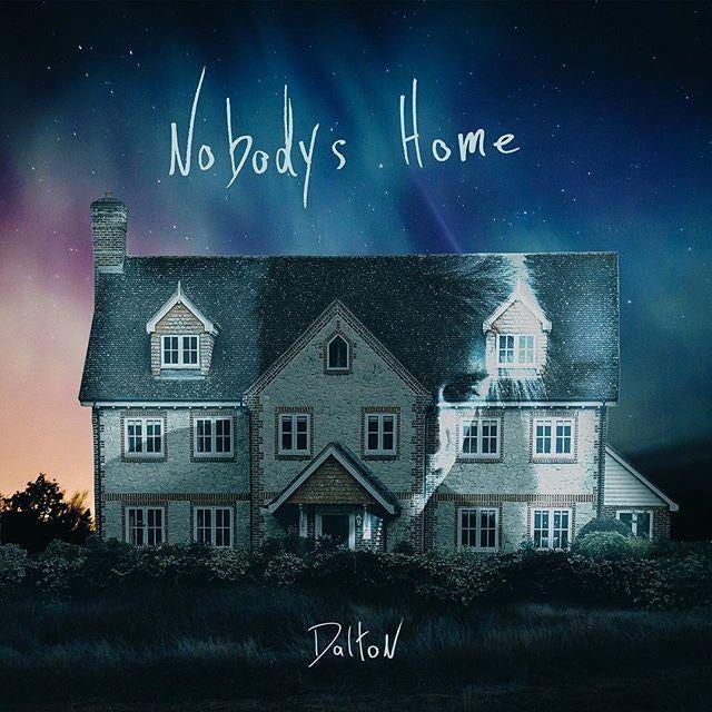 Dalton Rapattoni - Nobodys Home CD