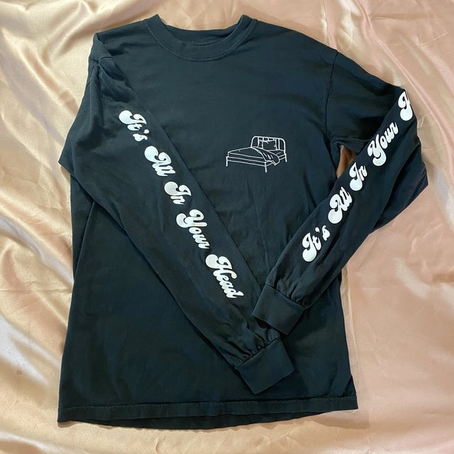 The Undercover Dream Lovers 'All In Your Head' Long Sleeved Tee