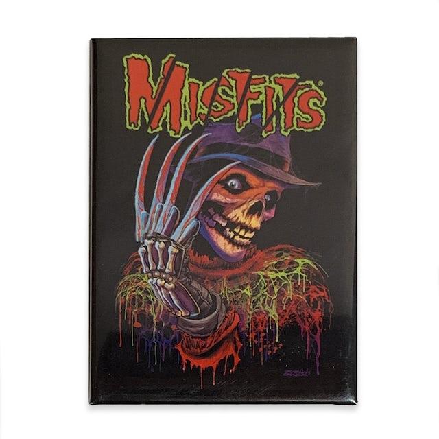 "The Misfits ""Nightmare Fiend"" Magnet"