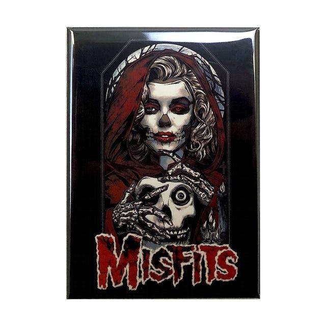 """The Misfits """"Unmasked"""" Magnet"""