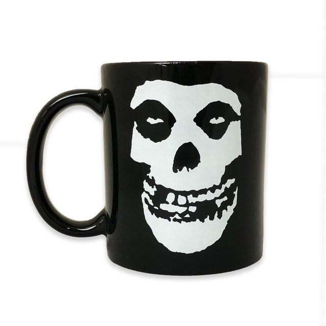 "The Misfits ""Skull and Logo"" Mug"