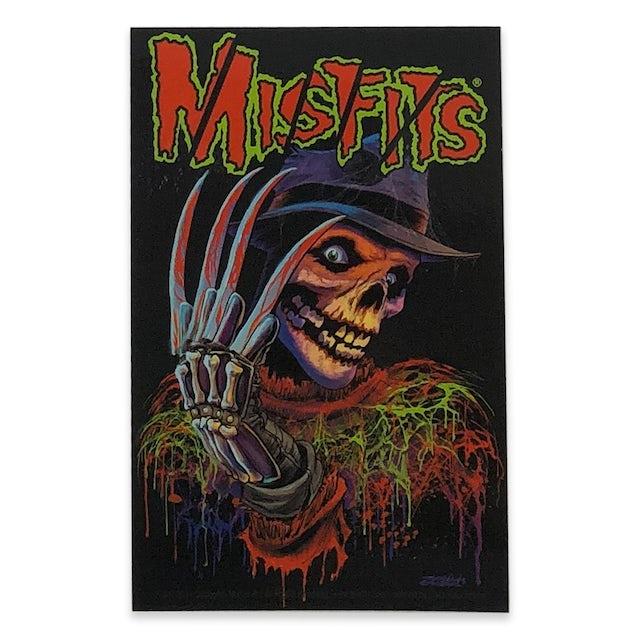 """The Misfits """"Nightmare Fiend"""" Sticker"""